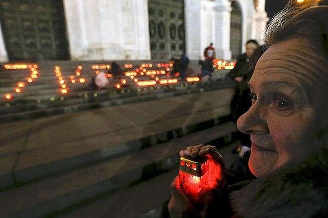 Трагедия самолёта и смеющиеся гиены («Czech Free Press», Чехия)