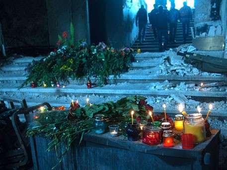 Совет Европы обвинил украинскую милицию в причастности к поджогу Дома Профсоюзов