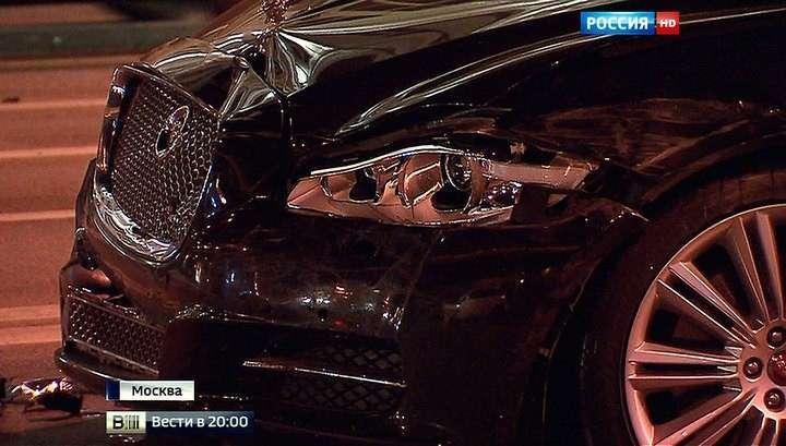 19-летний Джабраил Аюбов на Porsche раскурочил шесть машин на Крымском мосту
