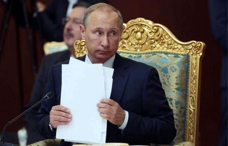 Путин подписал закон о защите собственности РФ за рубежом