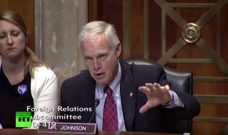 Сенат США обсудил «угрозу», исходящую от телеканала RT