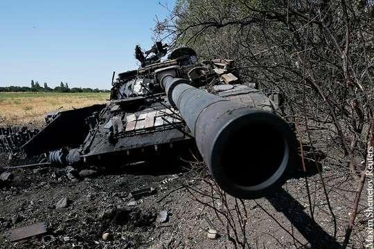 За время войны Украина потеряла 929 танков разных типов