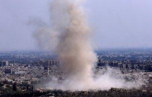 Минобороны: ВКС РФ за двое суток нанесли удары по 263 объектам боевиков в Сирии