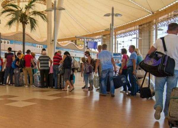 Туристы заявили о низком уровне безопасности в аэропортах Египта