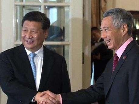 Лидеры Китая и Тайваня пожали друг другу руки во время исторической встречи