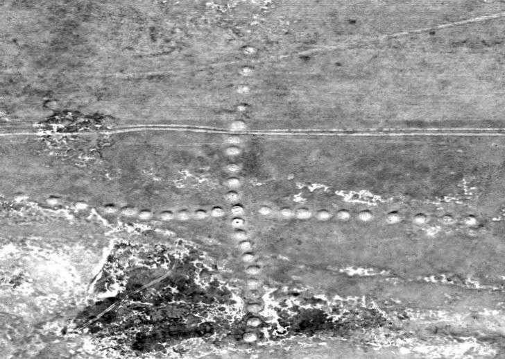 большой ашутастинский крест