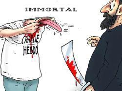 Евреи надсмехаются над жертвами, а Жириновский предлагает судить французов