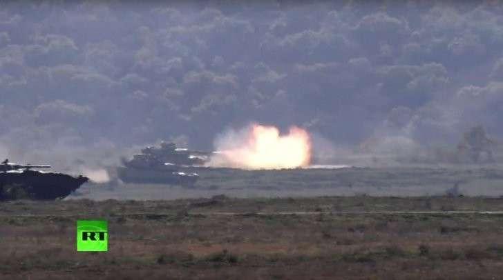 Учения НАТО — жалкая попытка оправдать военные интервенции