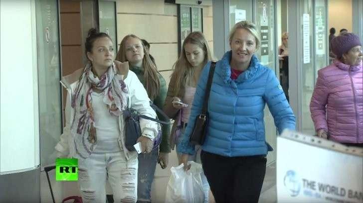 Вернувшиеся из Египта российские туристы: паники никакой нет, всё в порядке