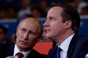 Похоже, что Давид Кэмерон пригрозил Владимиру Путину новыми терактами в Египте