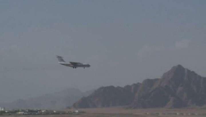 Английские власти соврали, что военные Египта чуть не сбили их самолёт