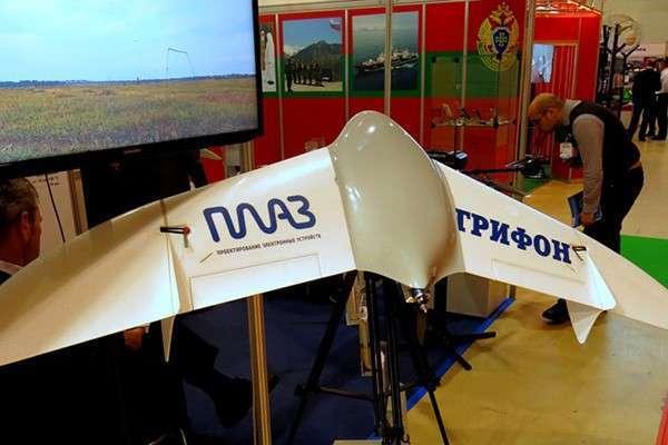 БЛА Грифон-12. Фото: Анатолий Соколов / «Русская планета»