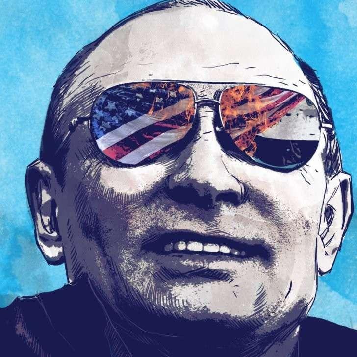 Владимир Путин теперь с «партнёрами» не шутит