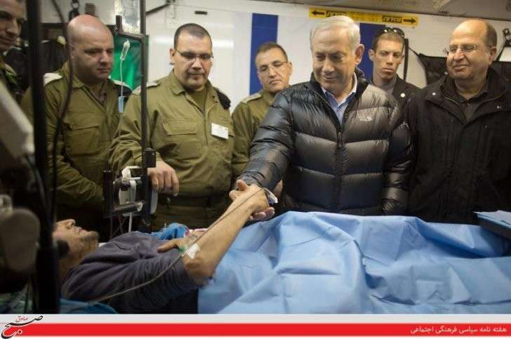 Израиль поддерживает Аль-Каиду