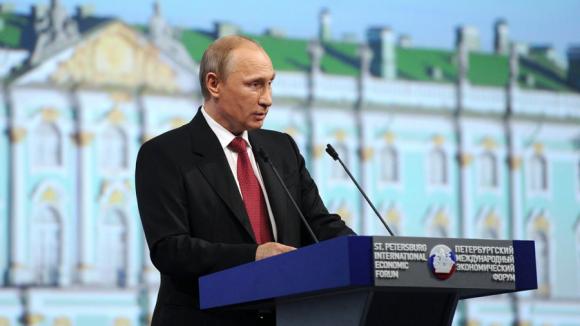 Владимир Путин откровенно рассказал о давлении на Россию