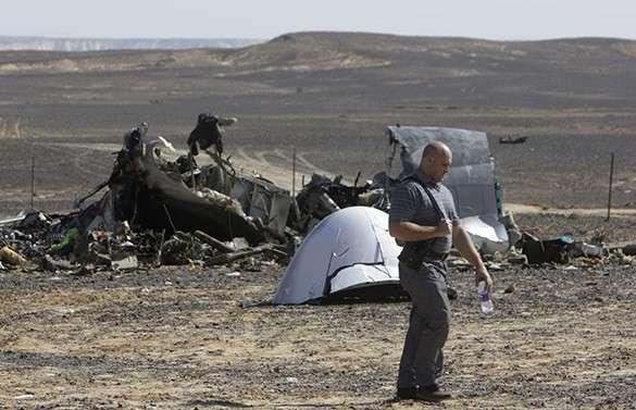 Египет, авиакатастрофа