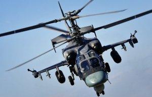 Новейший Ка-52 на 99% состоит из компонентов российского производства