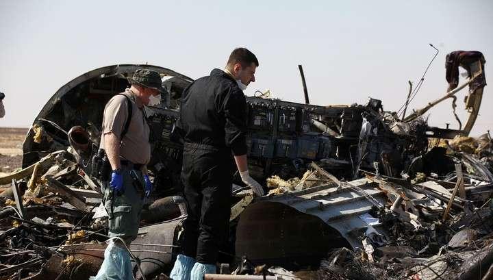 Британия навязывает имя возможного организатора взрыва на борту российского лайнера