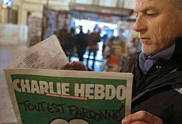 Сharlie Hebdo попадет под санкции России