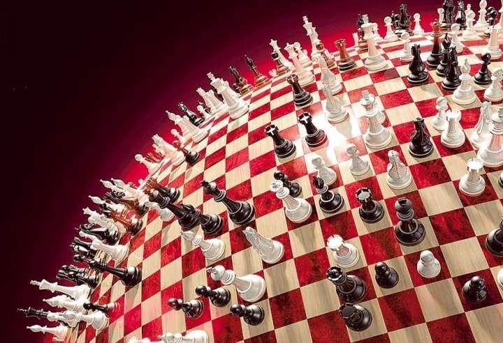 Великая шахматная доска: как Россия победит в мировой гибридной войне