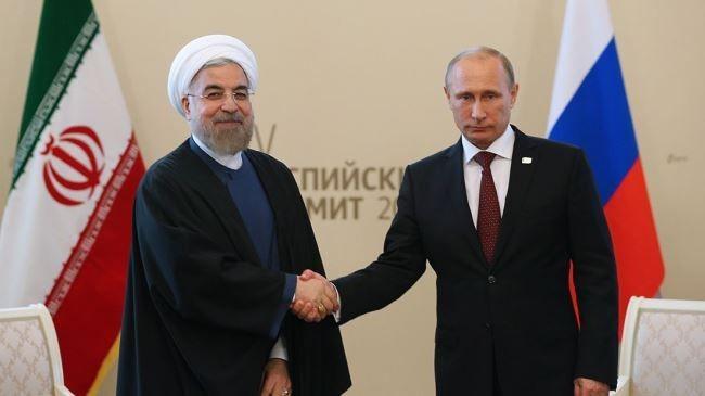 Россия и Иран отодвигают США