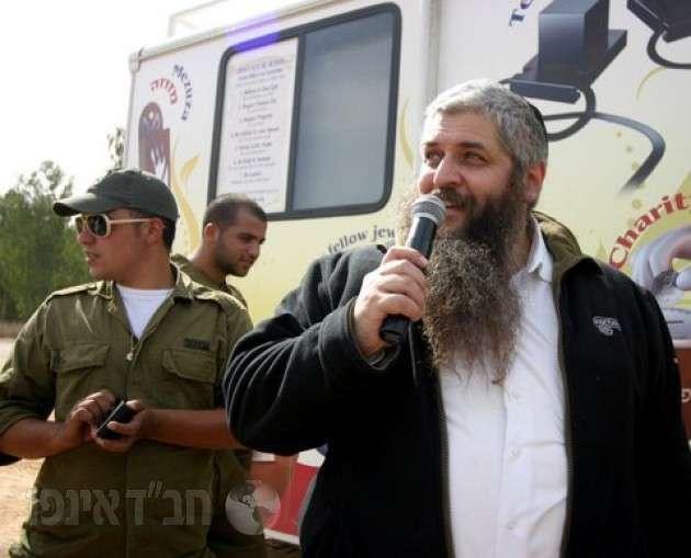 Офицеров спецназа Израиля на майдан пригласил главный раввин Киева