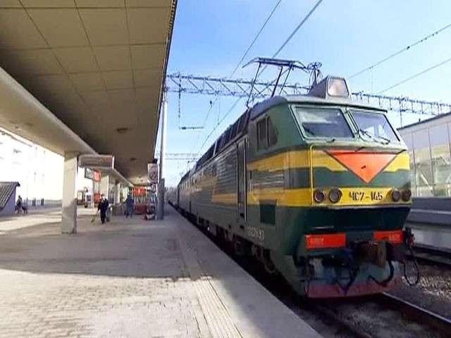 Съёмочная группа ВГТРК снята с поезда в Конотопе