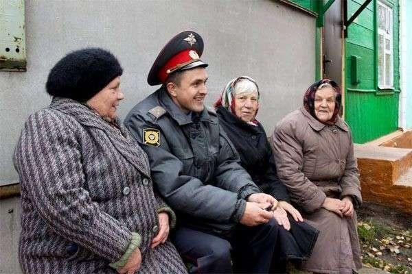 10 ноября - День сотрудника органов внутренних дел РФ