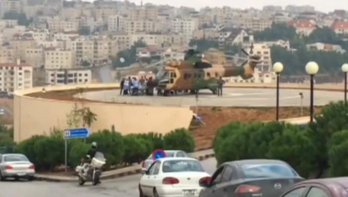 Иорданский полицейский расстрелял 8 человек в тренировочном лагере