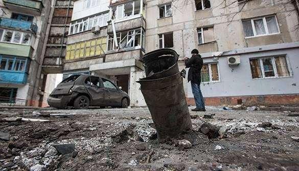 Украина расширила обстрелы Донецка