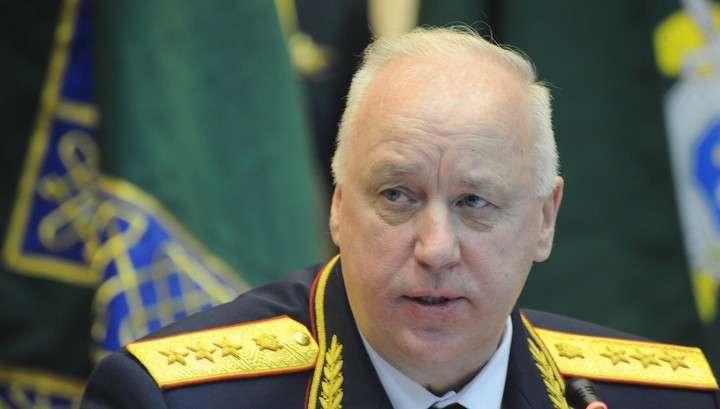 Глава Следственного комитета России осмотрит место крушения А321