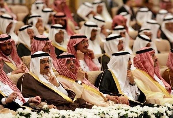 Саудовская Аравия - страна непуганых принцев