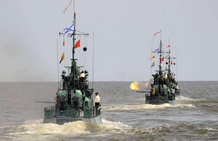 ВМФ России: на Каспийском море будет проведен международный военно-морской биатлон