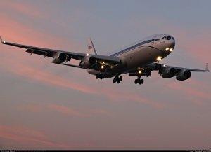 ИФК передала заказчику самолёт Ил-96-400ВПУ