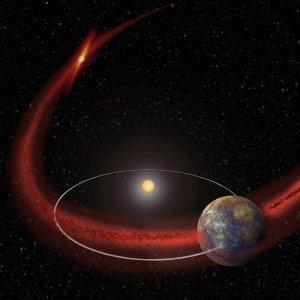 Очередная глупость НАСА: Меркурий «украл» свою атмосферу у кометы Энке