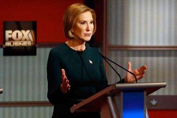 Кандидат в президенты США Карли Фиорина болтает не хуже Обамы