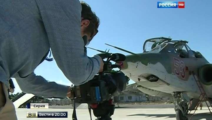 Иностранные репортёры оценили российскую авиабазу в Сирии
