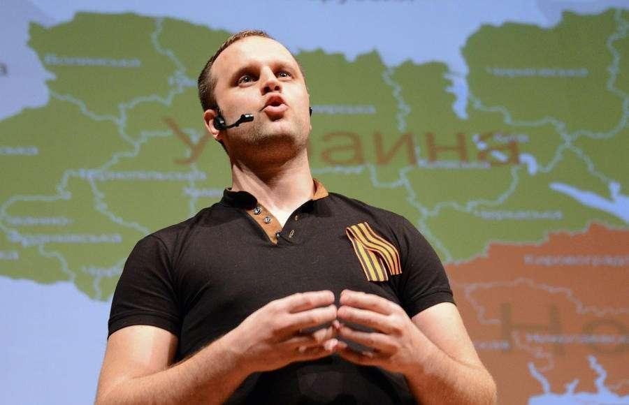 Донецкая и Луганская республики объединились в Новороссию