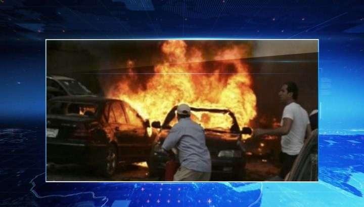 В районе крушения А321 в Египте произошёл теракт