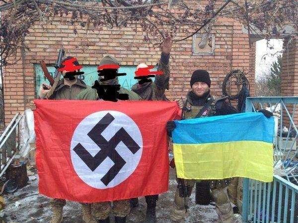 На Украине открыто насаждается фашизм