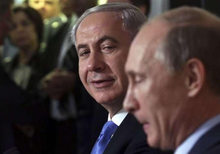 Беня Нетаньяху нарисовал для Владимира Путина «красную линию»