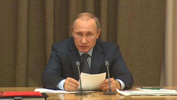 Владимир Путин определил космические задачи и приоритеты России