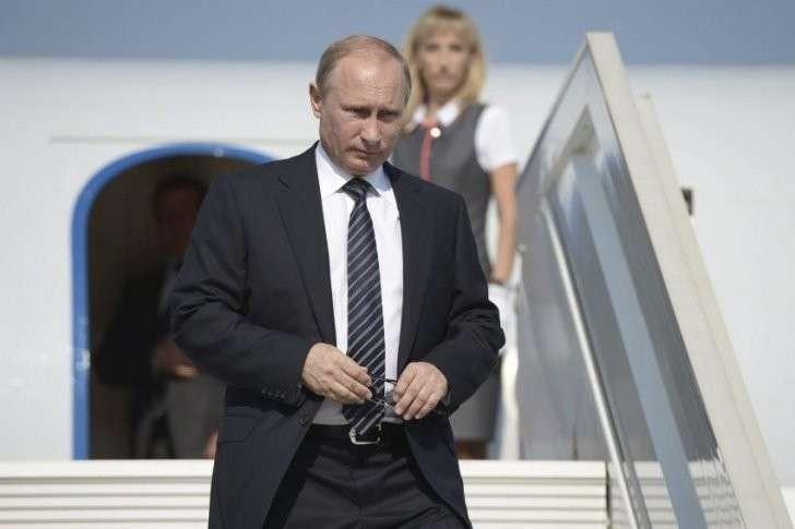 Владимир Путин примет участие в наступлении на сирийском фронте