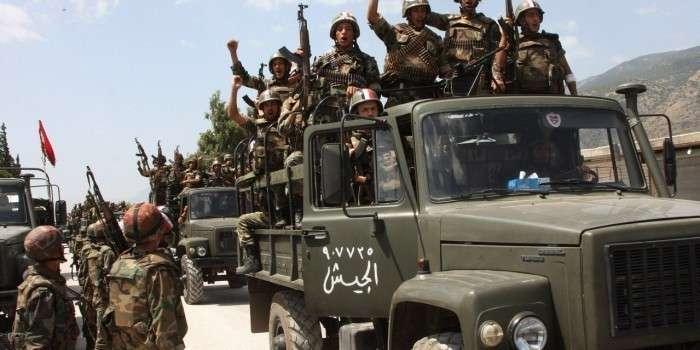 Мирные жители Сирии встают на путь борьбы против ИГ