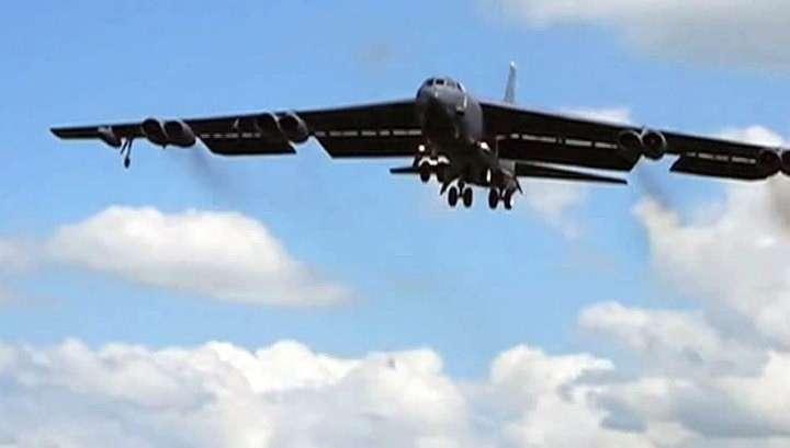 Американские бомбардировщики напугали китайских авиадиспетчеров