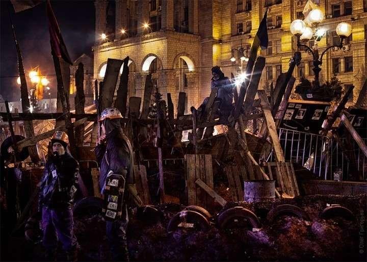 В ЕС признали, что на майдане преступлений против человечности со стороны правоохранителей не было