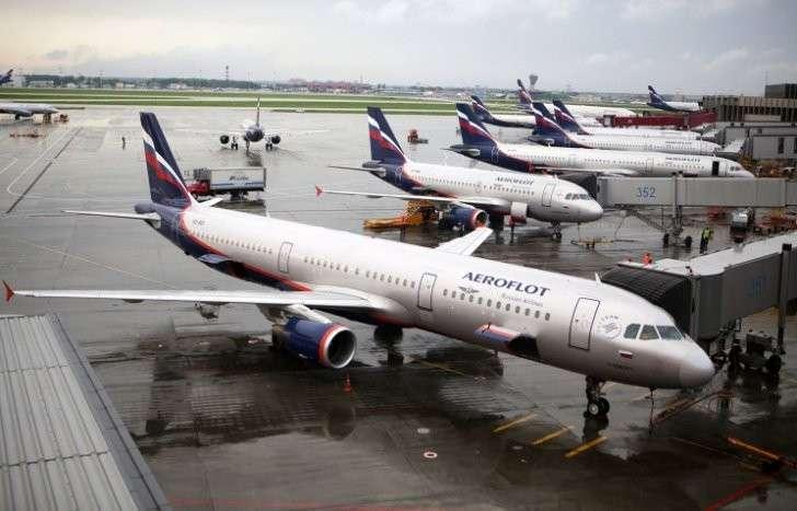 «Аэрофлот» приостанавливает полёты в Египет с 1 декабря 2015 года