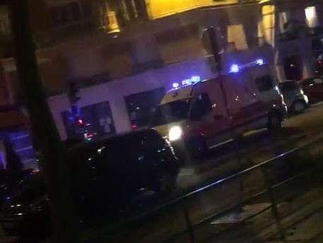 Неизвестные удерживают заложников в театре «Батаклан» в Париже