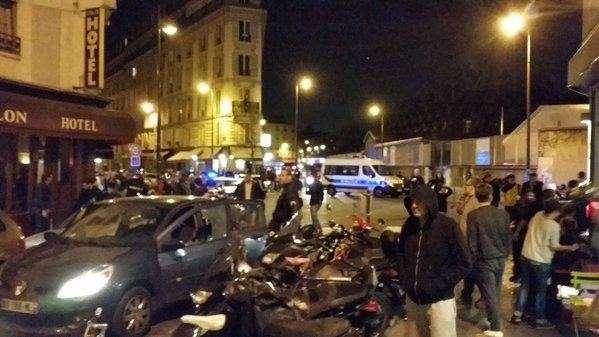 В Париже в результате серии терактов за ночь погибли более 150 человек