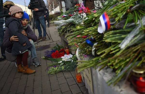 Олланд объявил трёхдневный траур во Франции